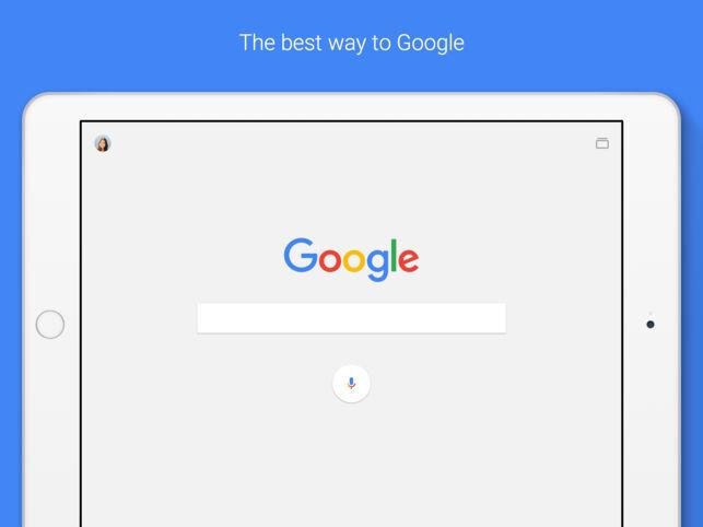 google ios ipad