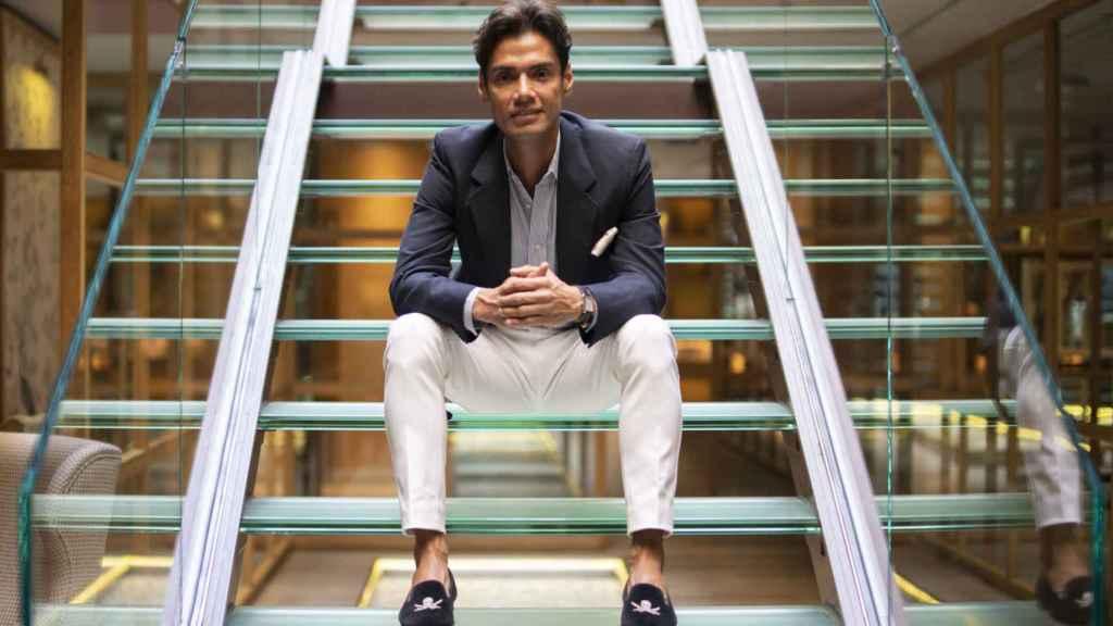 Omar Hernández, el dueño del restaurante de moda en Nueva York.