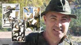 El sargento primero Jorge González Vergara.