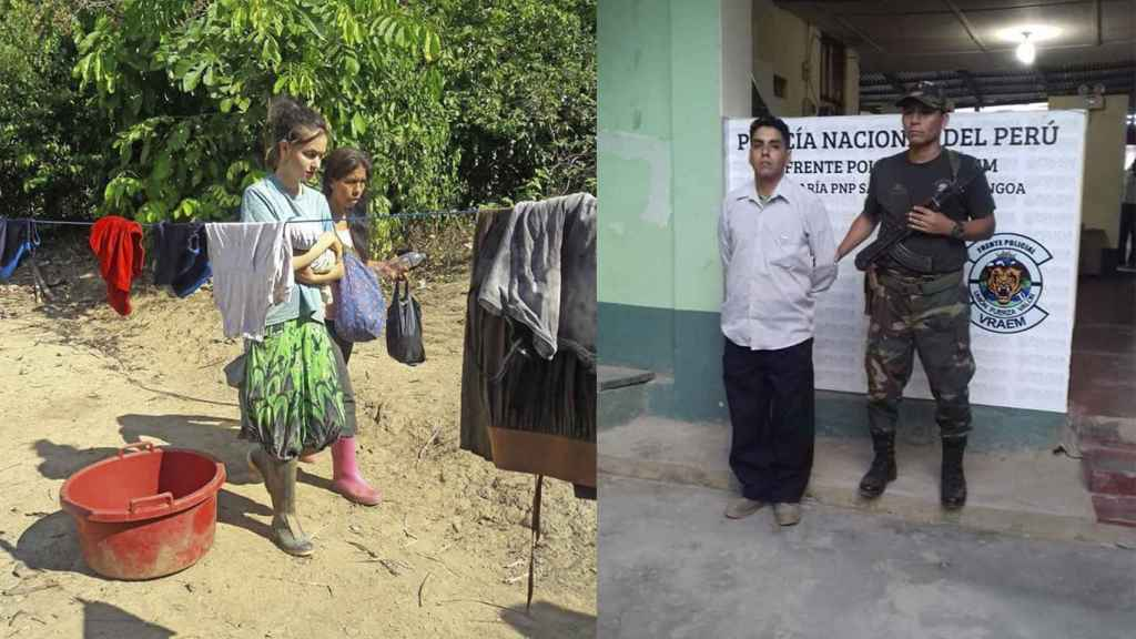 Patricia, la española, captada por una secta en Perú, sufría maltrato del 'Príncipe' que la tenía en su harén
