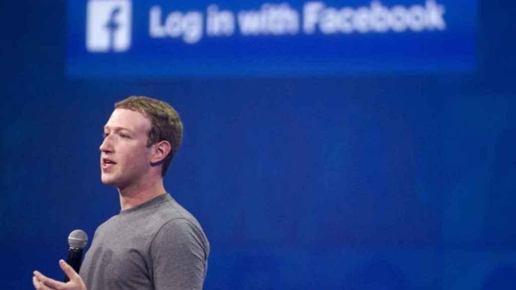 Mark Zuckerberg, fundador de Facebook, en una imagen de archivo.