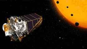 kepler telescopio espacial en busca de exoplanetas