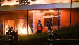 La tensión continúa en Nantes tras cuatro noches de disturbios