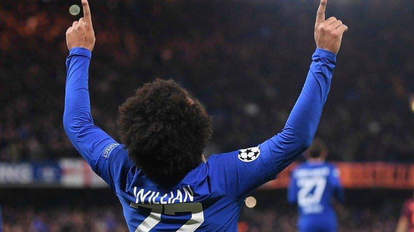El Manchester United también quiere a Willian