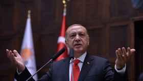 Erdogan, presidente de Turquía, en una imagen de archivo.