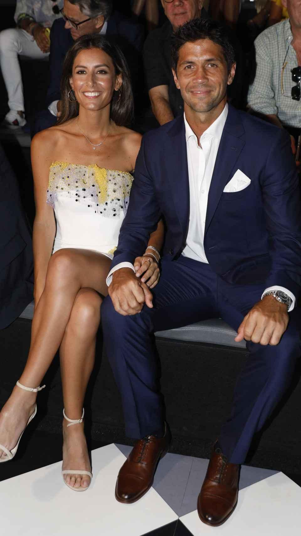 Ana y Fernando.