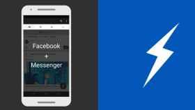 Facebook y Messenger en una espectacular aplicación: ligera y completa