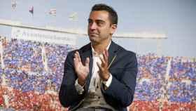Xavi Hernández. Foto. fcbarcelona.es