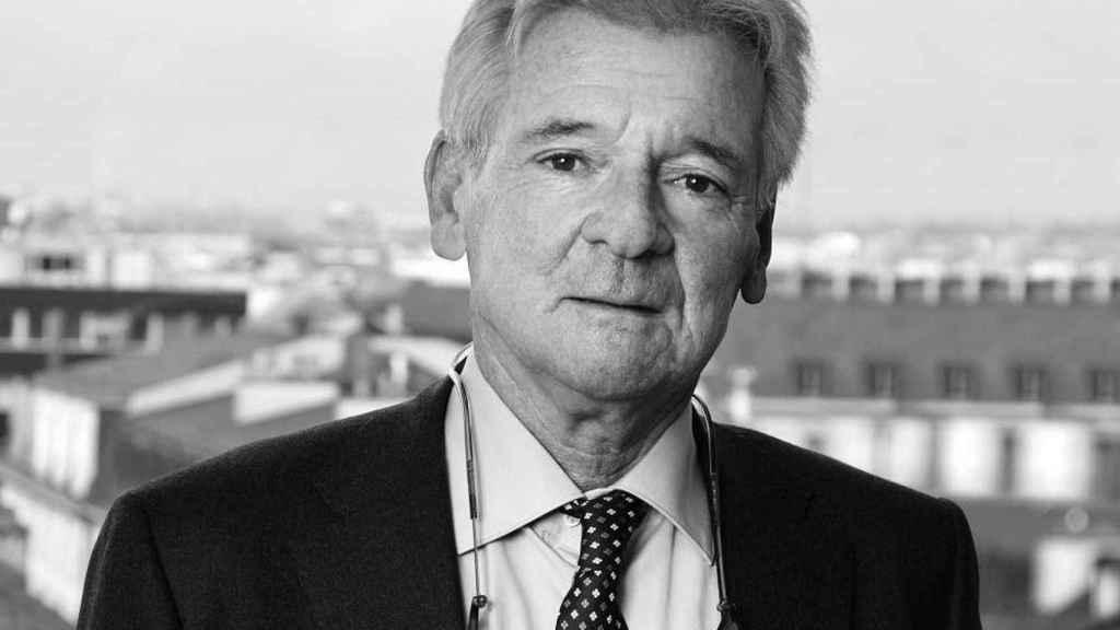 Dante Canonica, abogado suizo.