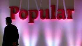 Logotipo del Banco Popular
