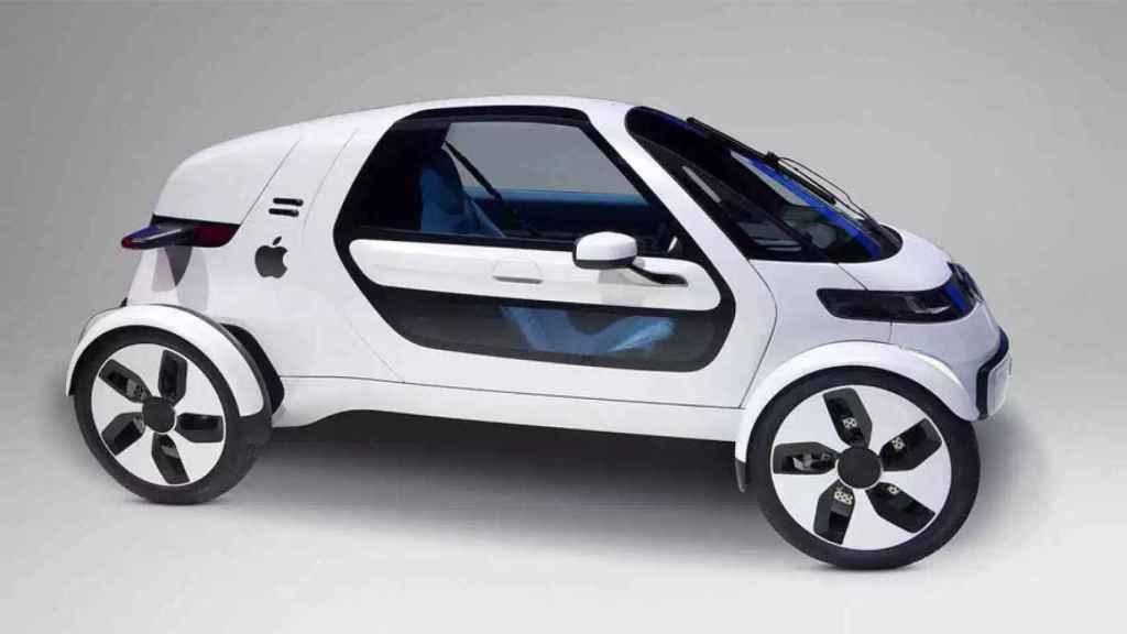 De desarrollarse, el coche de Apple sería casi completamente de la compañía
