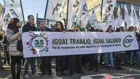 Valladolid-funcionarios-concentracion