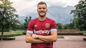 El West Ham se hace con Yarmolenko