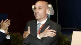 Luis Rubiales, presidente de la Federación Española. Foto: rfef.es