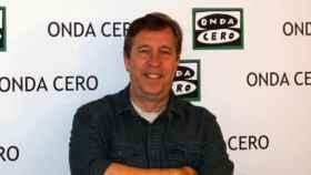Segurola, periodista de Onda Cero. Foto: ondacero.es