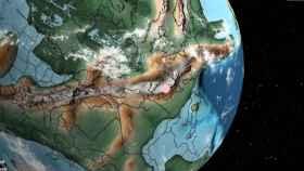 ¿Dónde estaba tu casa cuando la Tierra era un solo continente?
