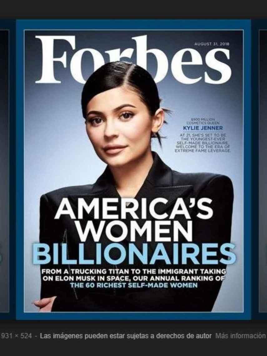 La portada de 'Forbes'.