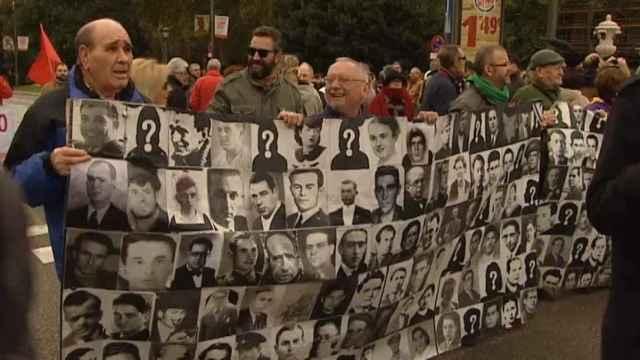 El Gobierno asumirá la búsqueda y exhumación de las víctimas del franquismo