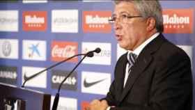 Cerezo: ¿El Madrid? No tenemos puerta a la que llamar por Griezmann