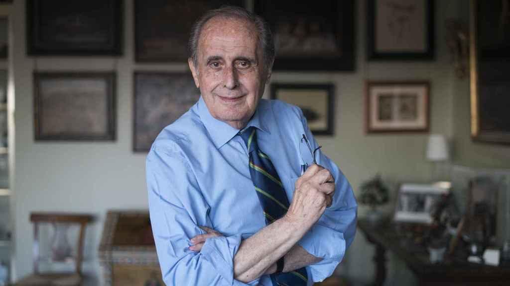 Jaime Peñafiel es una de las personas que mejor conoce la monarquía española.