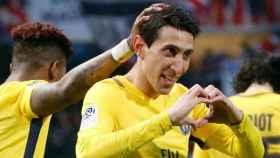 El Atlético, tras los pasos de Di María