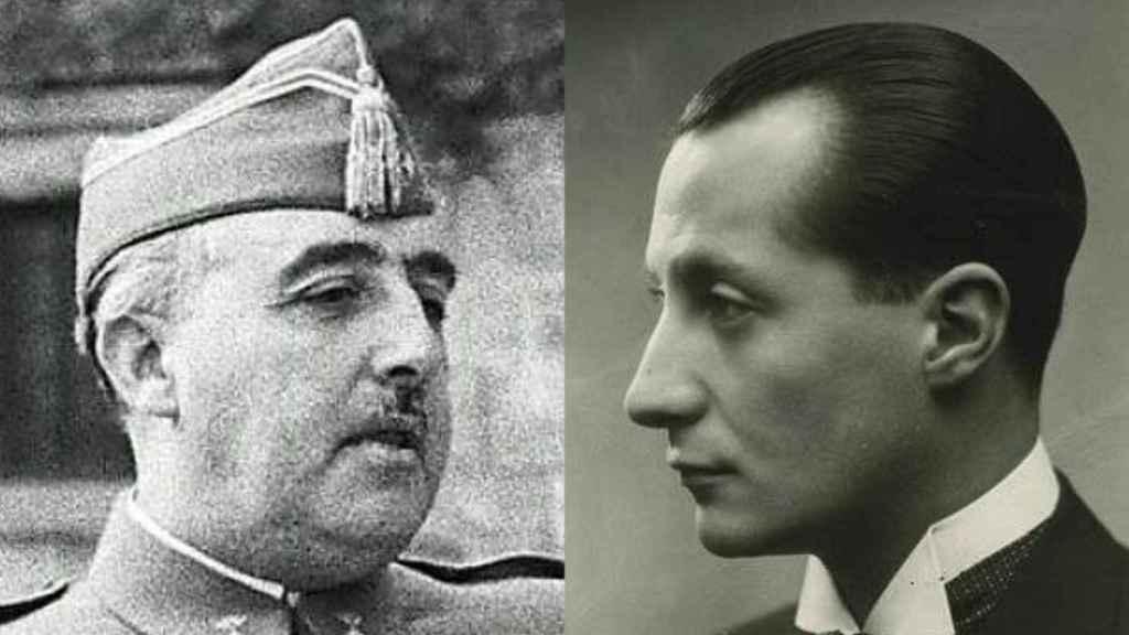 Franco y José Antonio nunca mantuvieron una buena relación.