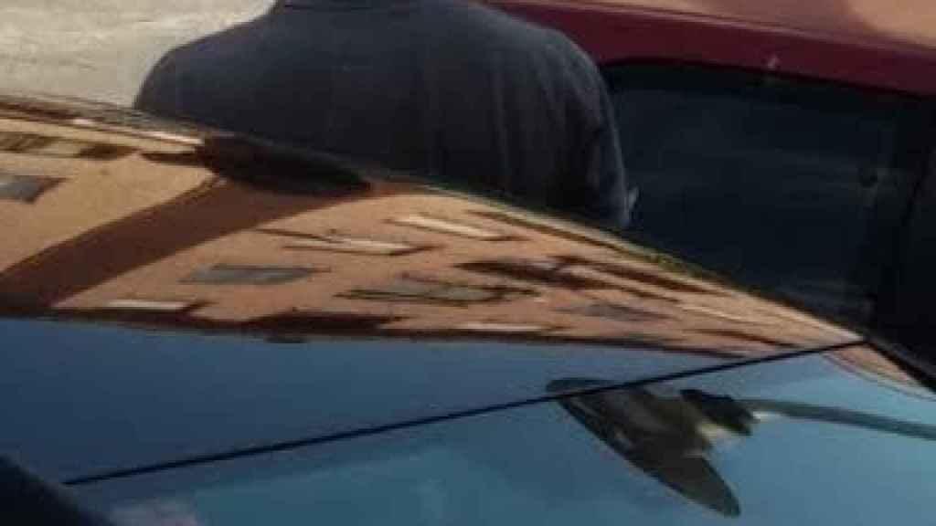 Este joven fue detenido mientras mantenía sexo con una menor de 13 años.