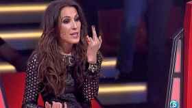La cantante Malú.