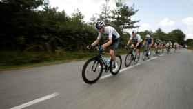 Froome, en una etapa del Tour de Francia.