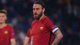 Daniele De Rossi. jugador de la Roma. Foto: Instagram (@dderossiofficial)