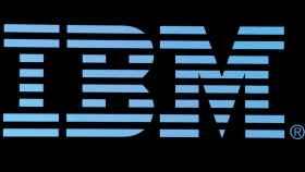 Logo de IBM, en una imagen de archivo.
