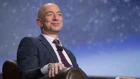 Jeff Bezos, CEO de Amazon, en una imagen de archivo.