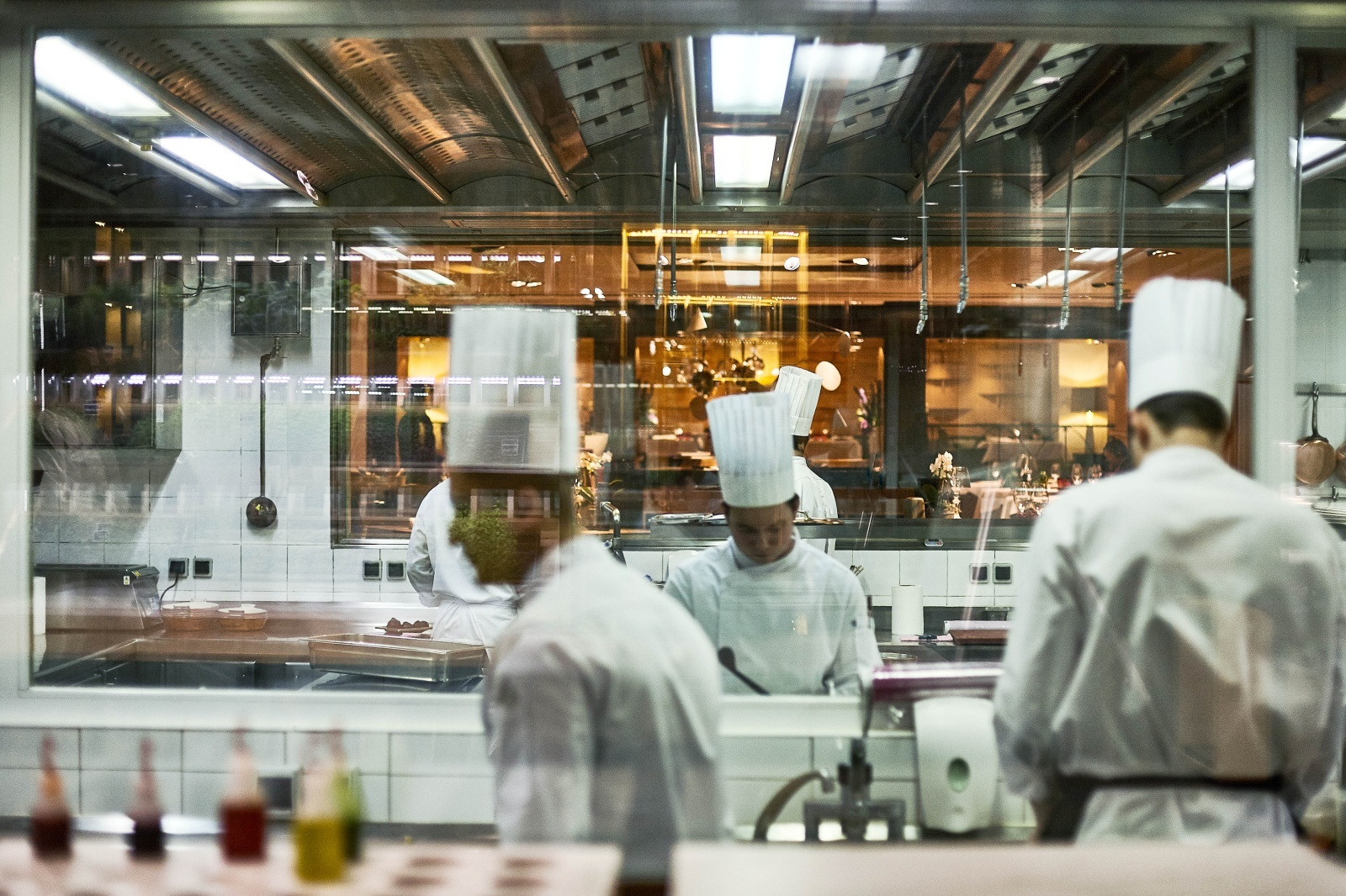 restaurante santceloni Madrid
