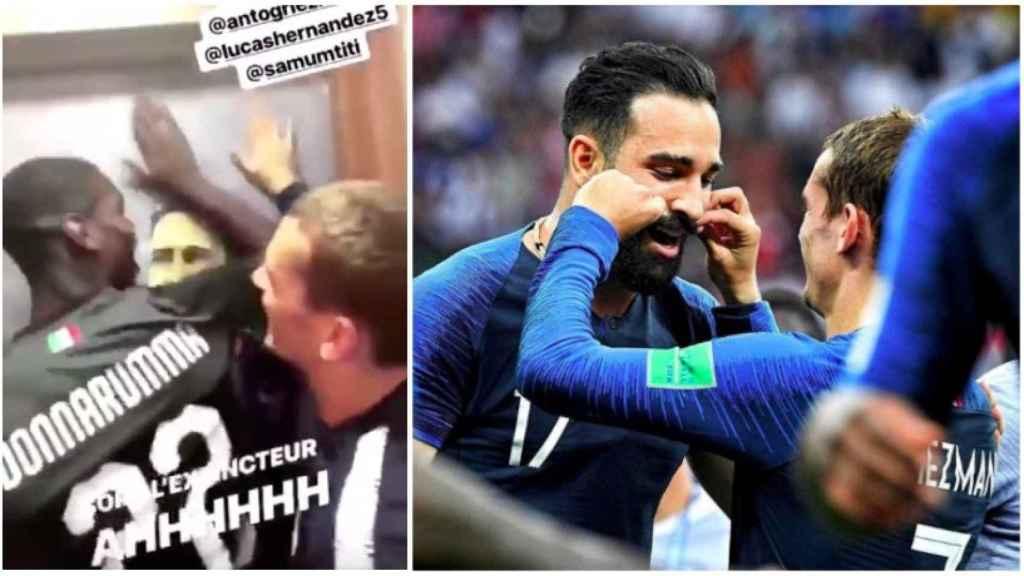 La fiesta loca de Francia que pudo acabar con su Mundial