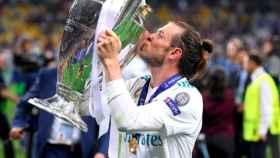 Gareth Bale celebra La Decimotercera. Foto Instagram (@garethbale11)