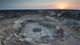 El yacimiento natufiense de Shubayqa 1 en el que fueron encontradas las migas de pan.