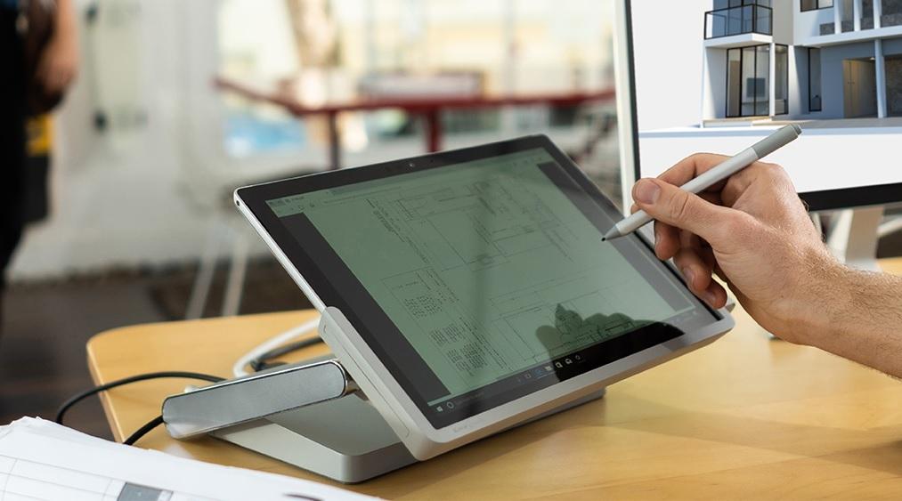 Kensington SD7000 microsoft surface studio