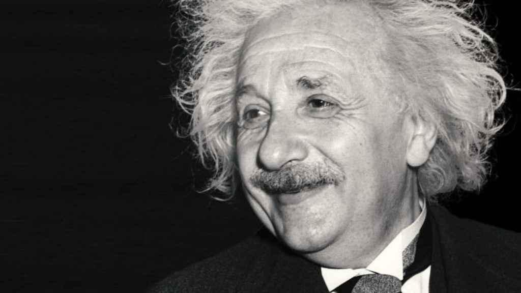Albert Einstein, una de las mentes más brillantes de la Historia.
