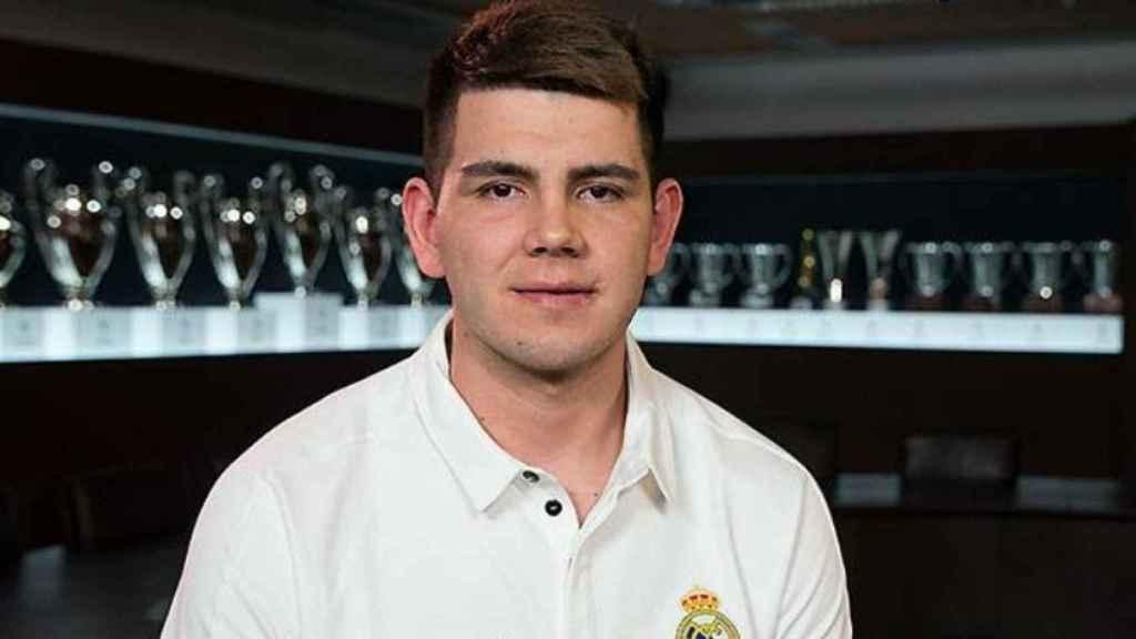 Deck ya es jugador del Real Madrid.