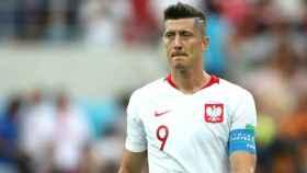 Lewandowski, con Polonia. Foto fifa.com
