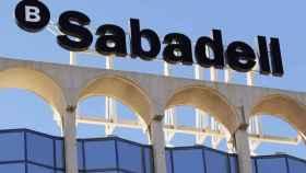 Sede del Banco Sabadell, en una imagen de archivo.