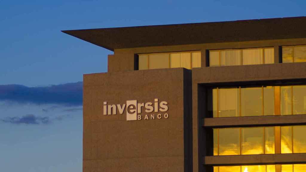 La sede de Inversis.