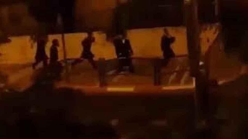 Brutal agresión de ultraortodoxos judíos a un grupo de chicas por su ropa inm