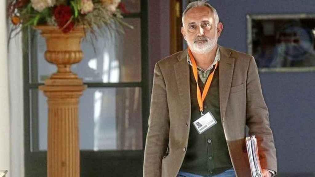Fernando Villén, exdirector de la extinta Faffe.