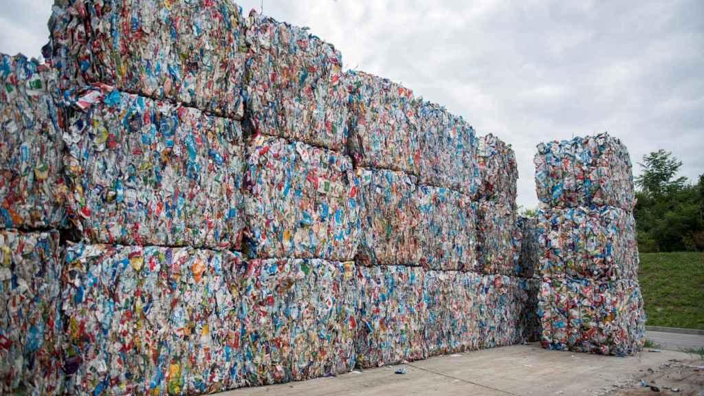 Almacén de residuos