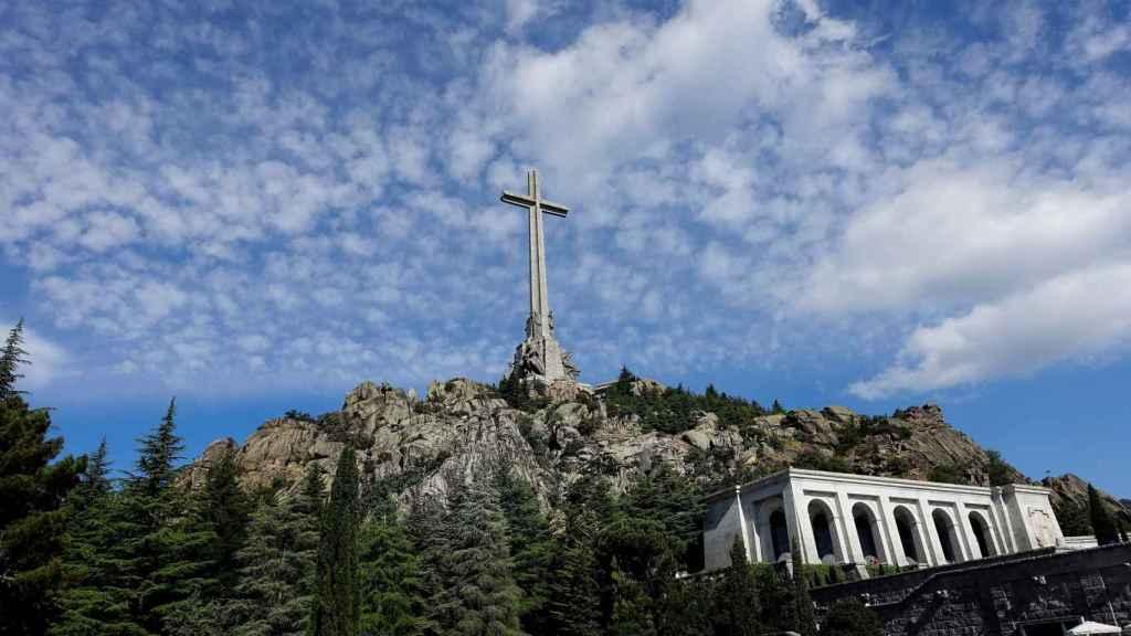 El Valle de los Caídos, el mausoleo donde está enterrado Franco.