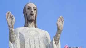 Palencia cristo otero reportaje monumento 8