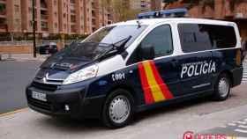 furgon-policia-nacional