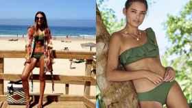El bikini de Etam de Paula Echevarría.