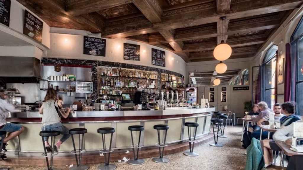 El Café Pavón reformado
